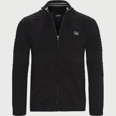 Kay Cardigan Regular | Kay Cardigan | Grå